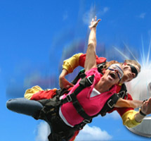 Go Skydiving in Abbeville, Alabama!
