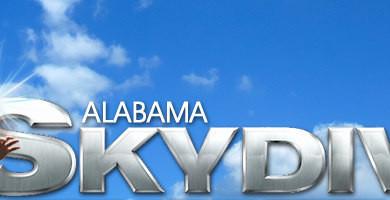 Alabama Skydiving Video and Photo Packages