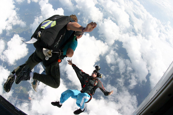 Skydiving in alabama montgomery